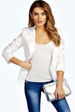 Abrigos y chaquetas de mujer Blazer color principal blanco