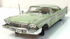 1958 Plymouth Belvedere~ Ertl American Muscle~ 1/18 Scale Die-Cast Car~ MIB~