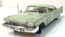 1958 Plymouth Belvedere~ Ertl American Muscle~ 1/18 Scale Die-Cast Car~ MIB~