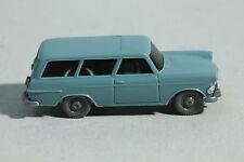 342 Typ 1B Wiking Opel Rekord P2 Caravan 1963 - 1966 / grünblau