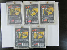 5 Ct Pro-Mold # MH4 UV Magnetic Card holder 180 point for Super Thick card New