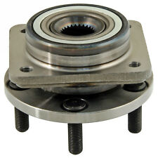 Wheel Bearing and Hub Assembly Front Precision Automotive 513075