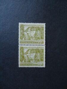 Berlin Nr :123 senkrechtes Paar Postfrisch