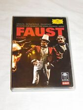 Faust - Gounod -  Benackova/Araiza/Binder/VSO  (DVD, 2006)