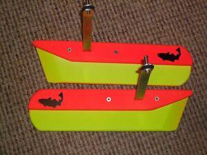 Planerboard Sideplaner Schleppfischen Trolling Downrigger