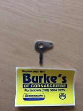 Universal Ignition Switch Lucas Style Tractor Key - Massey Ferguson, Ford, JCB