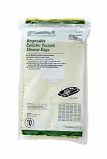 Kenmore  Canister Vacuum Cleaner Bags 50403, 10-count. Genuine Kenmore