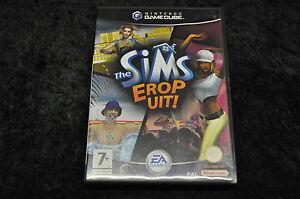The Sims Erop Uit! Gamecube Game