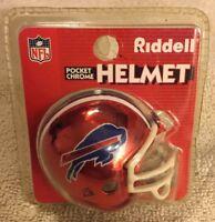 NFL Buffalo Bills Riddell Pocket Pro Helmet, New