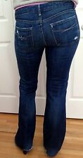 GAP 1969 Sexy Boot Distressed Flare Jeans Size 28 / 6