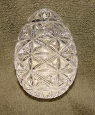 Dept 56 Liquid Crystal Holiday Egg NOS NIB  56.31716