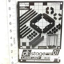 *A3132 MaxFactory Di:Stage Extension Set 01 Layer Unit Black ver. Japan Anime