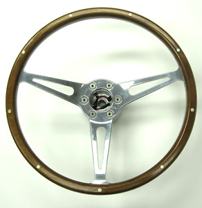 1965 - 66 Shelby GT350 Mustang Steering wheel assembly  Corso Feroce
