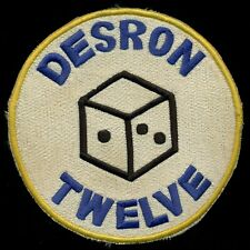 USN Destroyer Squadron DESRON 12 Patch Q-1