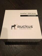 NIB Ruckus Wireless ZoneFlex R500 9U1-R500-US00 Unleashed