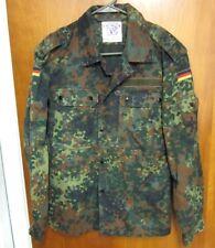 ALTREICHENAUER BEKLEIDUNGSFABRIK pixilated camouflage army jacket Germany small