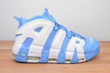 CLEAN Nike Air More Uptempo '96 UNC University Blue Carolina Size 11 921948-401