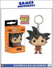 Pocket Pop Funko llavero Dragon Ball Z Goku