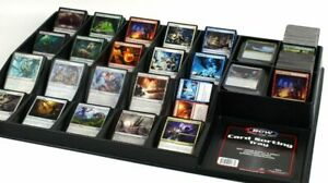 High Quality BCW Card Sorting/Organizer Tray with 24 Cells