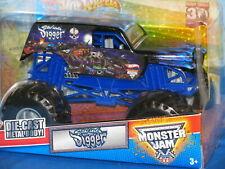 Hot Wheels 2011 Monster Jam Backward Bob 1 24