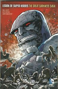 Deluxe tpb DC Legion Super-Heroes - Great Darkness Saga unread 400 pages 2010
