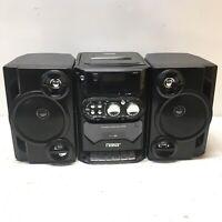 Naxa Portable Mp3/CD Player w Stereo Radio Cassette Recorder & USB Input NPB-428