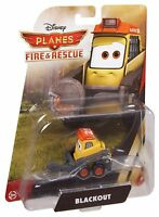 Disney Planes Fire and Rescue Blackout Die Cast Car Ages 3+ Mattel New Toy Dusty