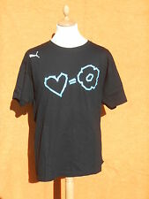 MONTPELLIER HERAULT RUGBY T Shirt Puma Love MHR XV Top 14 France Maillot FFR 15