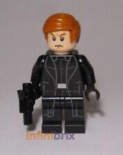 Lego General Hux from Set 75177 Heavy Scout Walker Star Wars Minifigure sw854