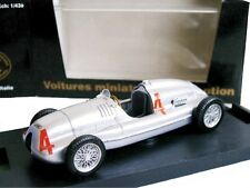 1:43  - RARE - AUTO UNION TYPE D  - 1938 - GP D'ANGLETERRE .