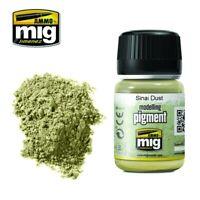 Ammo of Mig Jimenez Sinai Dust Modelling Pigment 35 ml #3023