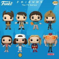Funko Pop Friends the TV Series : Individual or Set Vinyl Figure New In Stock
