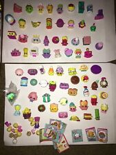 Large Shopkins Collection Lot Exclusive 1 2 3 4 5 6 9