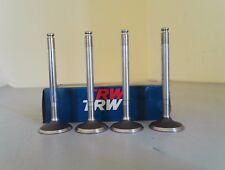 Valvole aspirazione Fiat 131, Lancia Beta, TRW 17029 (kit 4 pezzi), OE 82316779