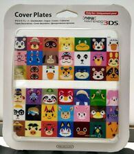 Nintendo 3ds Cover 027 Animal Crossing Gesichter