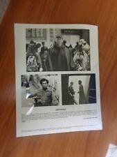 Vintage Glossy Press Photo Movie Unbreakable Bruce Willis Samuel L Jackson #2