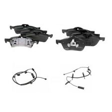 Mini Cooper 2002 - 2008 Front & Rear Brake Pads with Sensors Kit Genuine New