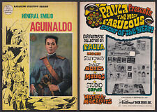 Philippine National Heroes Classic Illustrated Komiks EMILIO AGUINALDO Comics