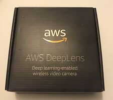 Amazon's AWS DeepLens, Deep Learning-enabled wireless video camera