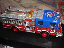 CODE 3 – FDNY  – CHICAGO CUBS SPECIAL – LUVERNE PUMPER