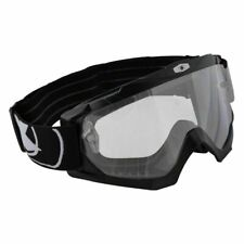 Oxford Fury Adult Motorcross Goggles Gloss White OX206
