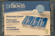 2 Dr. Brown's Natural Flow Dishwasher Baskets. One New The Other Is Gently Used