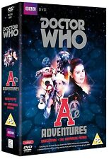 DR WHO 147+149 ACE ADVENTURES:Dragonfire+Happiness Patrol:Doctor Sylvester McCoy