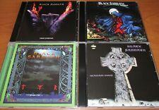 4CD BLACK SABBATH - Headless Cross + Tyr + Cross Purposes + Forbidden (ALBUMS)