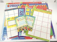 Teaching Tree Elementary Classroom Calendars & Posters Lot