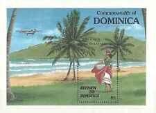 Timbre Dominique BF127 ** lot 19348