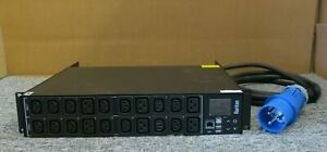 Raritan PX3-5844R 32A 14x C13 6x C19 2U Metered Switched Rackmount PDU 1PH