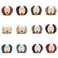 Sirdar 50g Haworth Tweed DK Merino Nylon Knitting Crochet Yarn Ball Wool