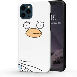 Gintama Elizabeth Design For iPhone12 /12Pro case Lizzie White F/S From JAPAN