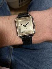 Vintage Girard Perregaux Mens Watch! Rare Piece MUST SEE! Running!!!!